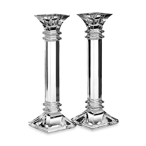 Marquis by Waterford Treviso 10-Inch Candlesticks (Set of 2)