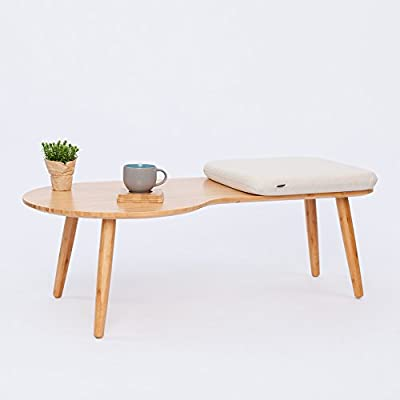 ZEN'S BAMBOO Coffee Table for Living Room Sofa Side Table Home Furniture