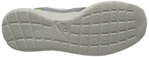 New Nike Mens Roshe Casual Elegante Scarpa Sneaker Lupo Grigio / Vela-fantasma Verde-vela