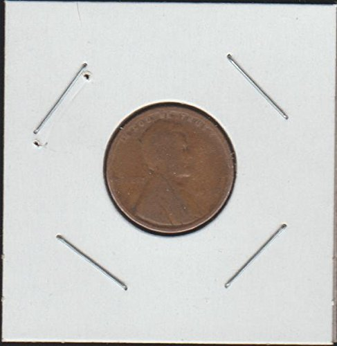 1918 Lincoln Wheat (1909-1958) Penny Good