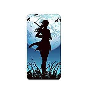 Sword Girl TPU Case for iPhone 4/4S