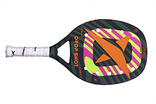 Drop Shot Vezel 1.0 BT Professional Beach Tennis Paddle Racquet