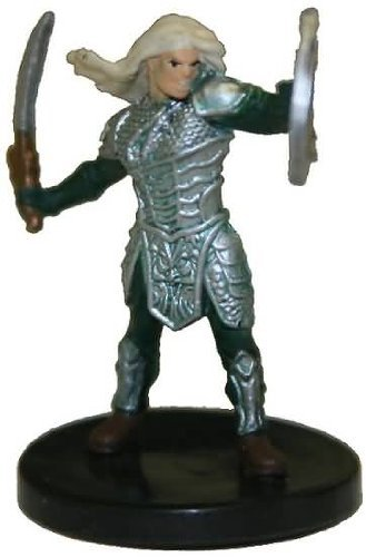 Series 1 Miniature (D & D Minis: Male Human Fighter # 1 - Player's Handbook Heroes Series 1)