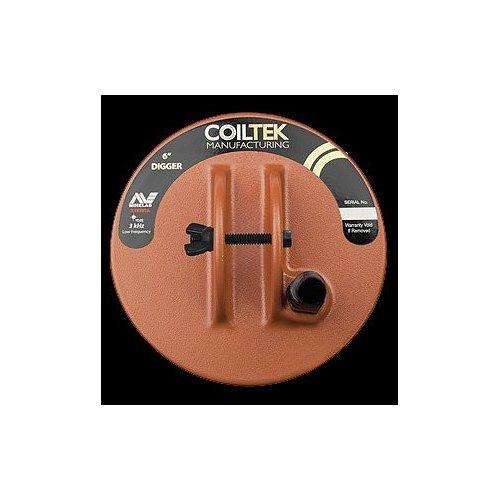 Coiltek 6 Digger for Minelab X-Terra metal detectors