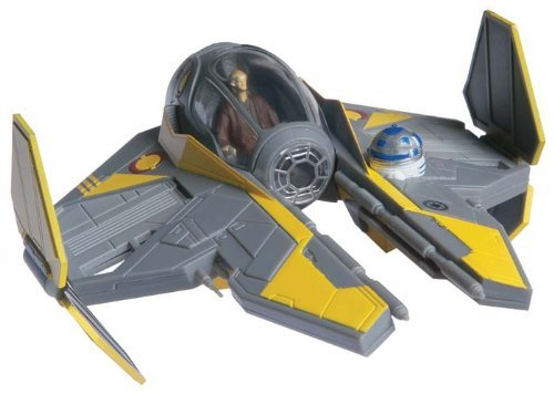 Revell/Monogram Anakin's Jedi Starfighter Kit (Model Jedi Starfighter)