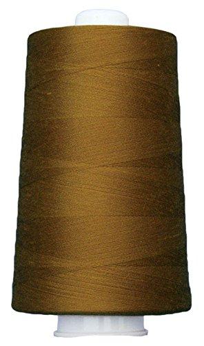 6000 yd Antique Gold Superior Threads 13402-3046QC Omni 40W Polyester Thread