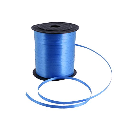 225M Curling Ribbon, Blue
