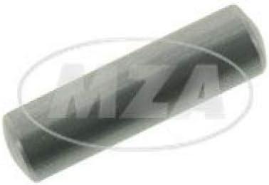 DIN 7- h8 Zylinderstift 2,5x8-St ungeh/ärtet mit Kegelkuppen
