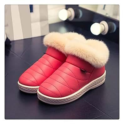 Amazon.com: Cute Cat Warm Boots Women Family Christmas