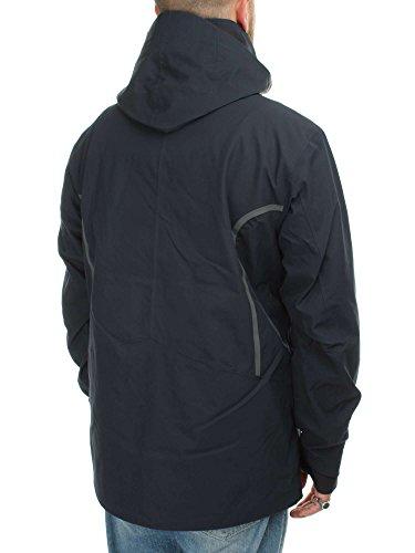 D Jkt black Noir Manteau Track Clothing Homme Organic Imperméable Picture wqtBS8zB
