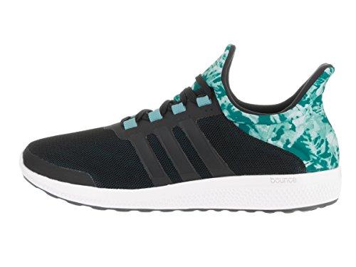 Adidas Prestaties Van Vrouwen Cc Sonische W Loopschoen Zwart / Zwart / Helder / Groen