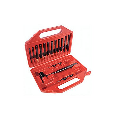 Winchester 15 Piece Brass/Steel Punch Set