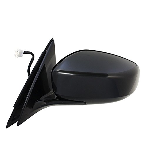 New Front,Left Driver Side DOOR MIRROR For Infiniti G37,G25 B:963021NC3A
