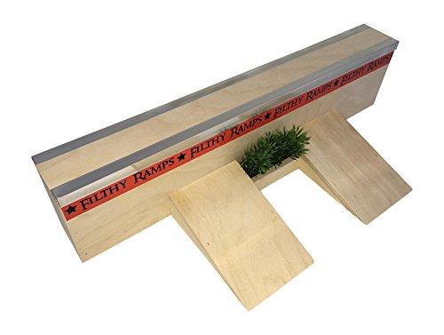 Trump Wall, Fingerboard Fun Box From Filthy Fingerboard Ramps by Filthy Fingerboard Ramps (Image #1)