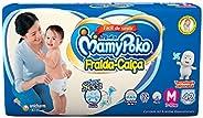 Fralda-Calça MamyPoko Tamanho M, Pacote com 42 Unidades