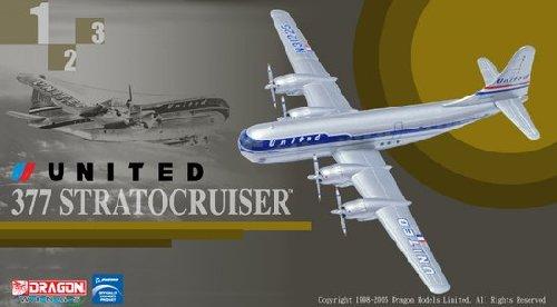 1/400 377 ユナイテッド航空 Stratocruiser 缶入り55753