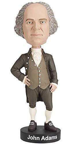 Royal Bobbles John Adams Bobblehead ()