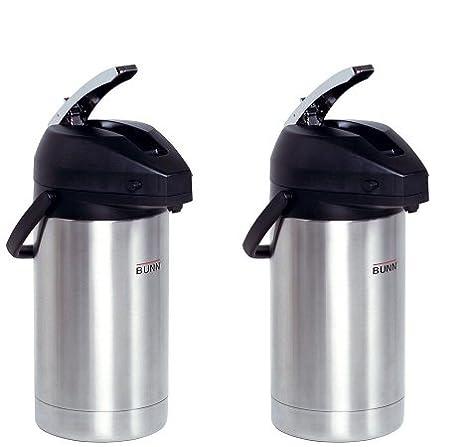 Amazon.com: Bunn 32130.0000 3.0-liter Airpot – con acción de ...