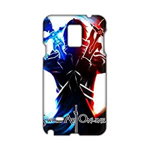 Sword Art Online 3D Phone Case for Diy For Touch 4 Case Cover