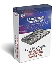 Cursus Hercules inpulse 300 | Leer van de Nederlandse DJs in 25 online videos alles over jouw controler!
