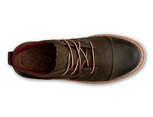 Olukai Mauna Iki Boot - Mens Seal Brown / Seal Brown