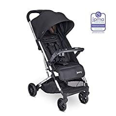 We took every part of the compact, tri-fold stroller and made it BETTER. Bigger, better wheels for an effortless push and more space for kids and stuff, and the sturdiest design ever. The Kooper puts the competition on notice, with an up leve...