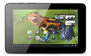 BQ Maxwell PLUS - Tablet de 7 pulgadas (WiFi, 8 GB, 1 GB de RAM, Android 4.1 Jelly Bean), negro