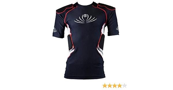 Grey tag Adult ALT II Padded Compression Shirt Medium M