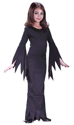 Child Morticia Costume -