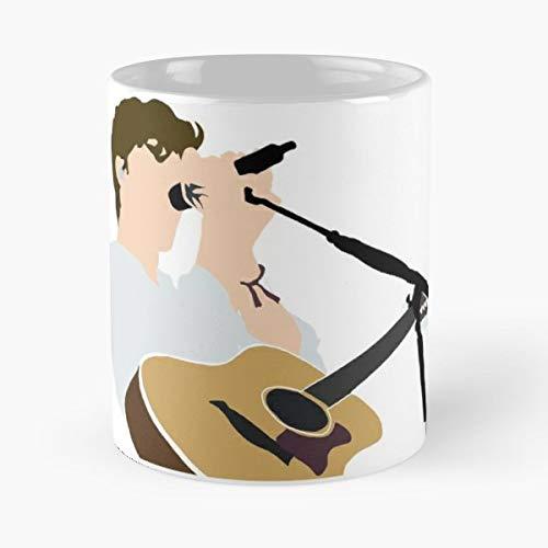 Shawn Mendes Tour Performing Illuminate Handwritten Singer Songwriter Album Camilla - Best Coffee Mug Gift