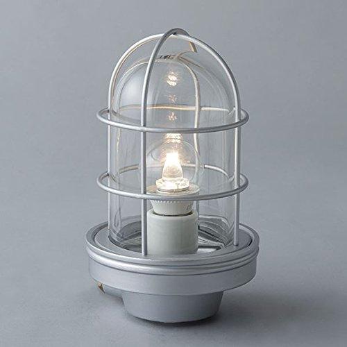 タカショー マリンライト(ローボルト) ブラケットタイプ HBF-D18S #73345300 『エクステリア照明 ライト』 パールシルバー B016GQRJR8 15890