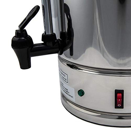 SYBO CP15-V2 Commercial coffee urn, 15 Liter, Metallic by SYBO (Image #4)