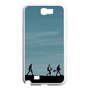 Coldplay Samsung Galaxy N2 7100 Cell Phone Case White Gift pjz003_3312449
