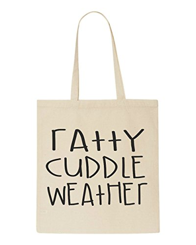 Cuddle Themed Pet Funny Shopper Bag Tote Cute Animal Ratty Sub Natural Weather Sublimation FfnqdU