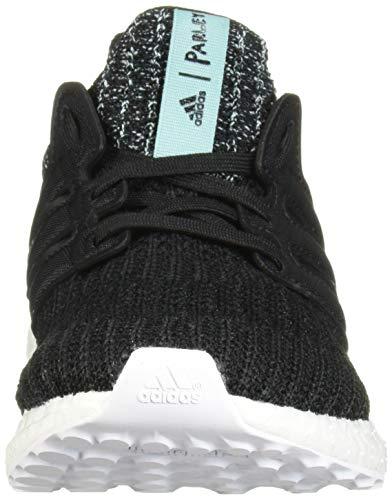 adidas Unisex Ultraboost Parley Running Shoe Black/White, 6 M US Big Kid by adidas (Image #4)
