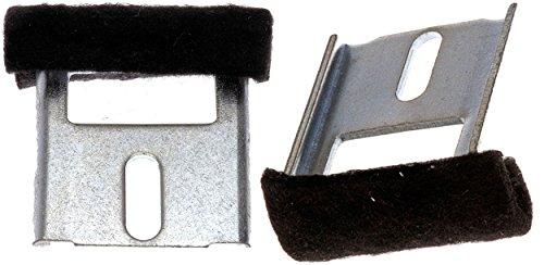 APDTY 103963 Window Stabilizer Guide Brackets (Set Of 2) 1993-2002 Camaro Firebird (10257988)