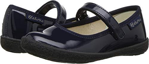 Naturino Toddler Girl Shoes (Naturino Baby Girl's Pavia (Toddler/Little Kid/Big Kid) Blue 30 M)