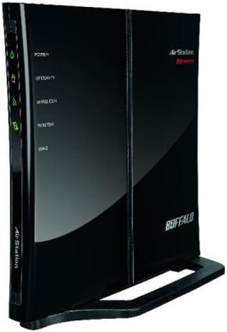Black Buffalo  AirStation N300 Wireless Router /& AP WHR-G300N