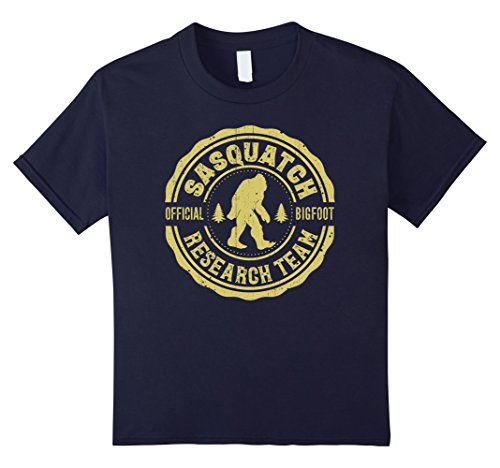 Park National Costume Ranger (Kids Finding Sasquatch Bigfoot Research Team Shirt Squatchin Gone 12)