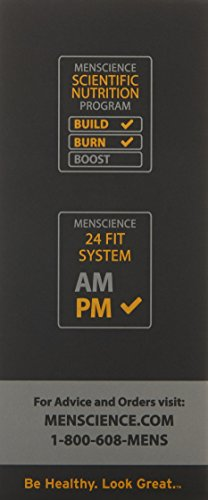 MenScience Androceuticals 3 Month Supply Advanced CLA Supplement Formula by MenScience Androceuticals (Image #3)