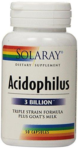 Solaray Acidophilus Plus Goat