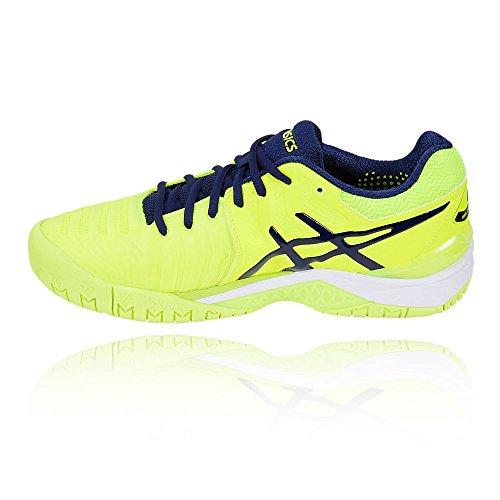 Gel Yellow resolution Homme De Chaussures Tennis 7 Asics g0dwqP0