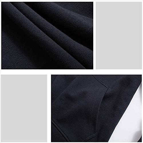 MeiDao Hochwertiges Herren-Sweatshirt Mit Kapuze Und Kapuze Lässig Bedruckte Jackenoberteile Für Männer,Weiß,M
