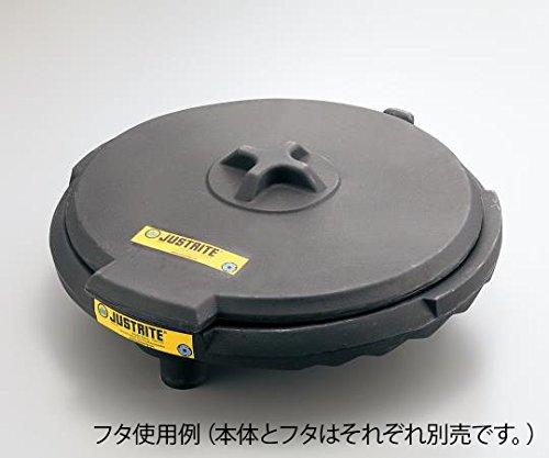 アズワン1-4859-02ドラム缶ポリロート用フタ B07BD2Z3L2
