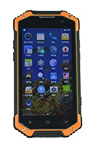 Highton Waikie-Talkie Waterproof Mobile Phone PTT 4.7 Inch Android5.1 4G LTE 4000mAh Lithium Battery NFC/SOS /Infrared-control Smartphone