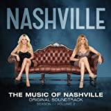 Music of Nashville Original Soundtrack Season 1 Volume 2 (with 5 exclusive bonus tracks)