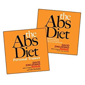 The Abs Diet & The Abs Diet Personal Trainer Audiobook