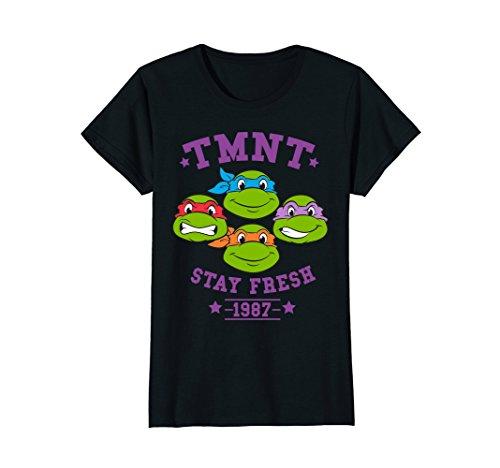 Teenage Mutant Ninja Turtles Stay Fresh Est. 1987 T-Shirt ()