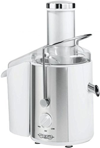 BELLA 13454 Juice Extractor, White With Stainless SteelGY#583-4 6-DFG275956