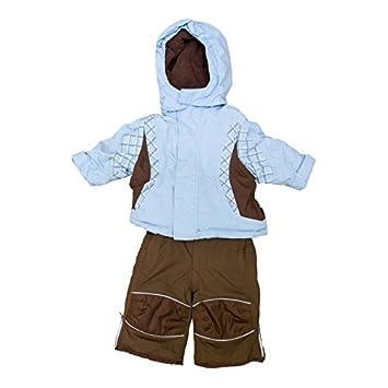 4e45664b2e Image Unavailable. Image not available for. Color  Baby Snow Suit 6-12  Months Ski Jacket   Salopettes ...